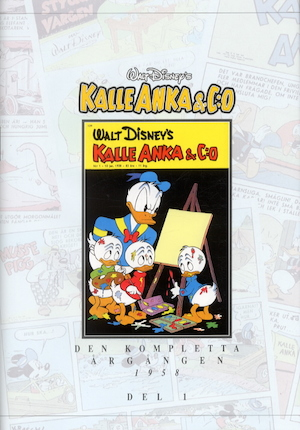 Walt Disney's Kalle Anka & Co: 1958:1: