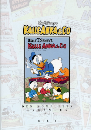 Walt Disney's Kalle Anka & Co: 1957:1 :