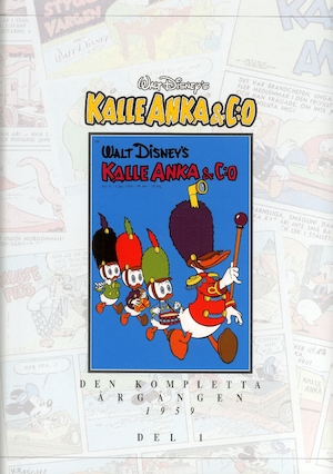 Walt Disney's Kalle Anka & Co: 1959:1:
