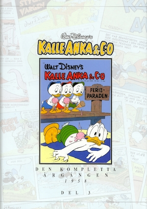 Walt Disney's Kalle Anka & Co: 1958:3 :