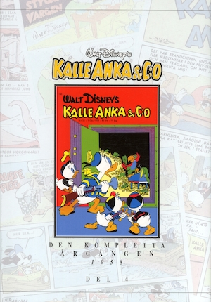 Walt Disney's Kalle Anka & Co: 1958:4 :