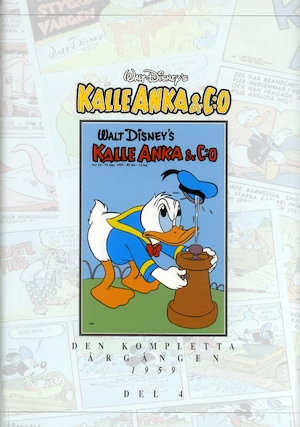 Walt Disney's Kalle Anka & Co: 1959:4 :