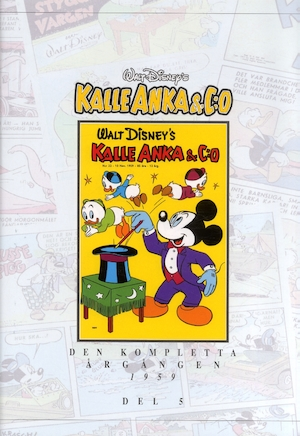 Walt Disney's Kalle Anka & Co: 1959:5 :