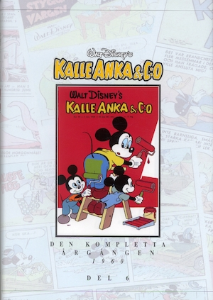 Walt Disney's Kalle Anka & Co: 1960:6 :