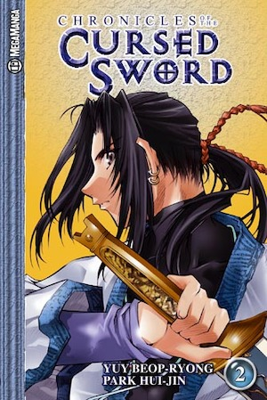 Chronicles of the cursed sword: D. 2