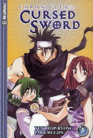 Chronicles of the cursed sword: D. 3
