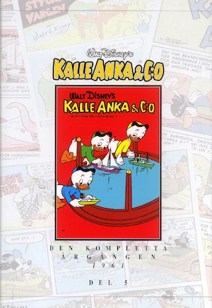 Walt Disney's Kalle Anka & Co: 1961:5 :
