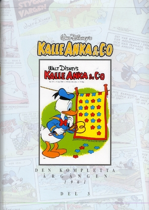 Walt Disney's Kalle Anka & Co: 1961:3 :