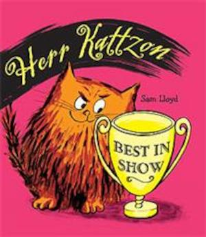 Herr Kattzon best in show
