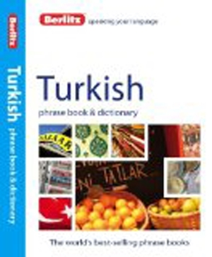 Turkish phrase book & dictionary