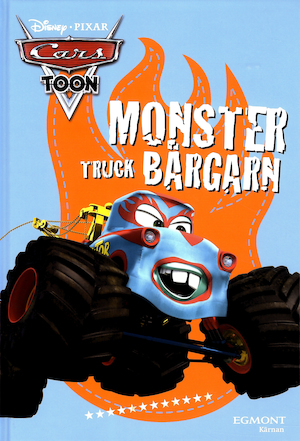 Monster truck-bärgarn