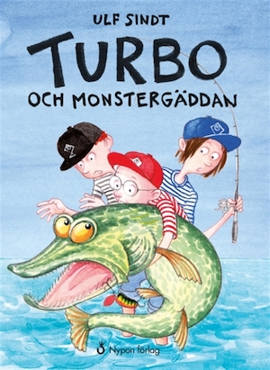 Turbo och monstergäddan [Elektronisk resurs]