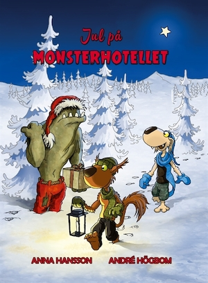 Jul på Monsterhotellet