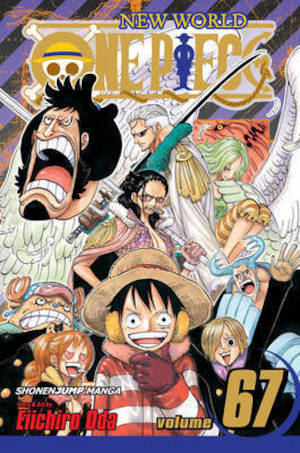 One piece: 67, Cool fight