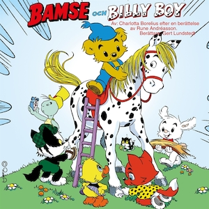 Bamse och Billy Boy [Elektronisk resurs]