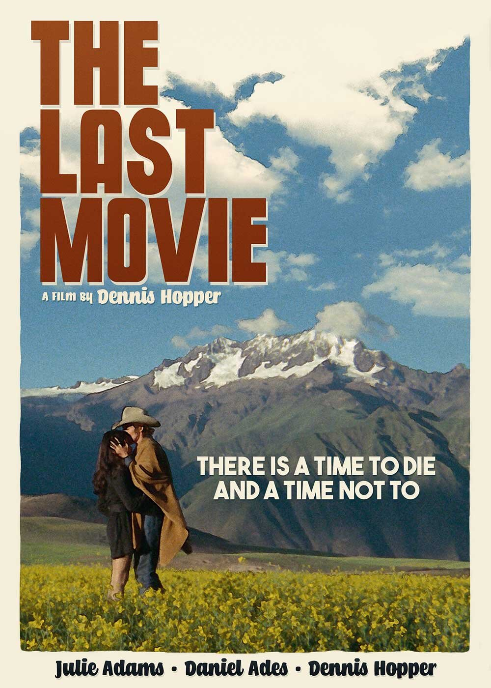 The Last Movie [Elektronisk resurs] / regi: Dennis Hopper.