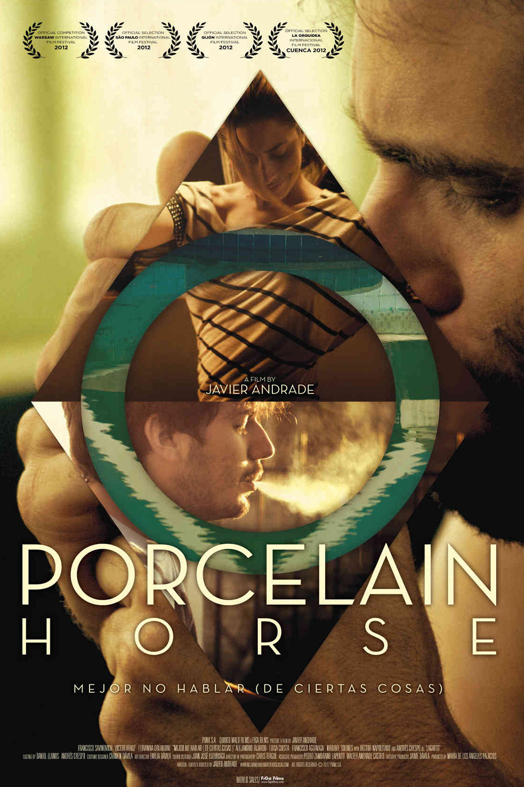 The Porcelain Horse