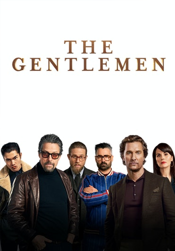 The Gentlemen [Elektronisk resurs] / regi: Guy Ritchie.