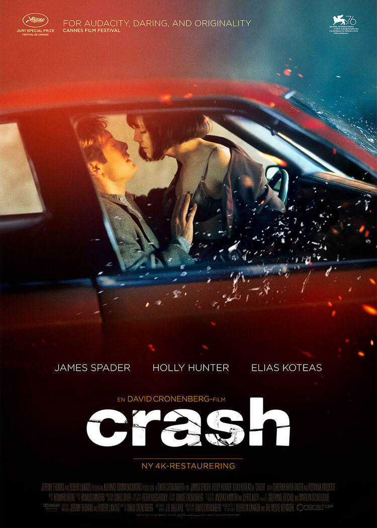 Crash [Elektronisk resurs] / regi: David Cronenberg.