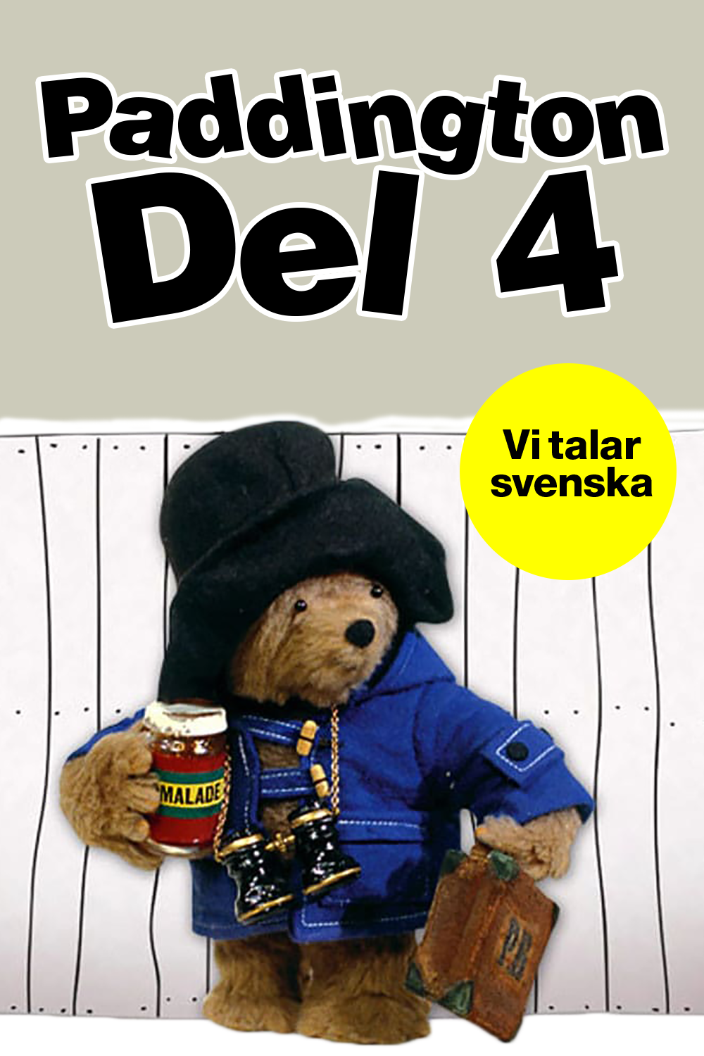 Paddington del 4 [Elektronisk resurs] / regi: Michael Bond.