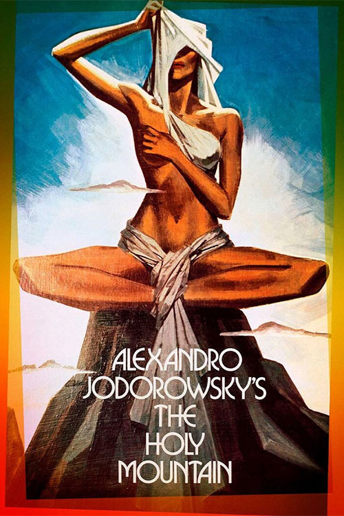 The Holy Mountain [Elektronisk resurs] / regi: Alejandro Jodorowsky.