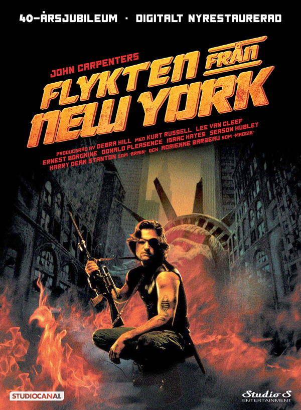 Flykten från New York [Elektronisk resurs] / regi: John Carpenter.