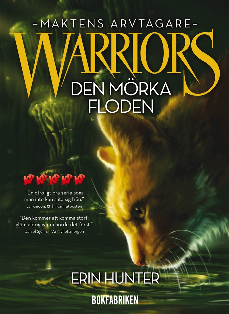 Warriors - Den mörka floden